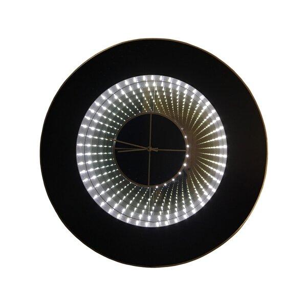 Round 22 Floor Clock by Orren Ellis