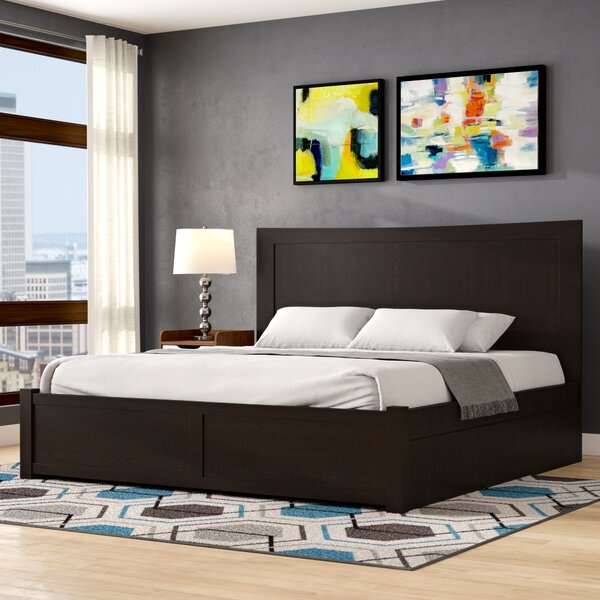 Amy Storage Platform Bed by Latitude Run