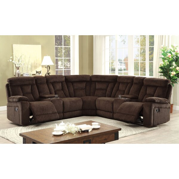 Webb Reclining Sectional by Red Barrel Studio