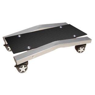 Carbon Fiber Laptop Cart by PitStop Furniture