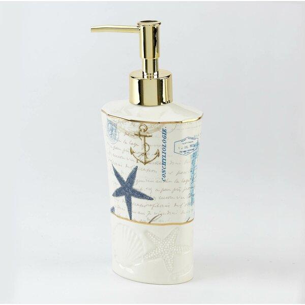 Antigua Soap & Lotion Dispenser by Avanti Linens
