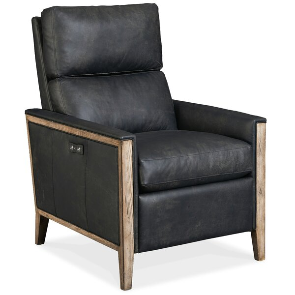 Fergeson Leather Power Recliner by Hooker Furniture Hooker Furniture