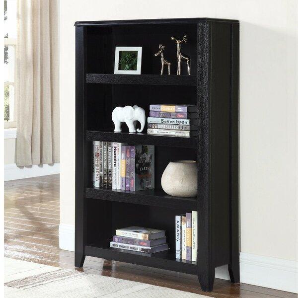 Holgate Transitional Wooden Standard Bookcase by Winston Porter