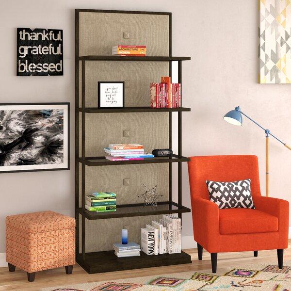 Doucet Standard Bookcase by Brayden Studio