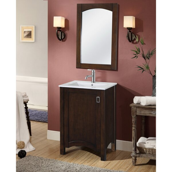 Siniard 24 Single Vanity Set by Latitude Run