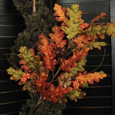 Twig, Leaf, and Acorn Pick by Adams & Co