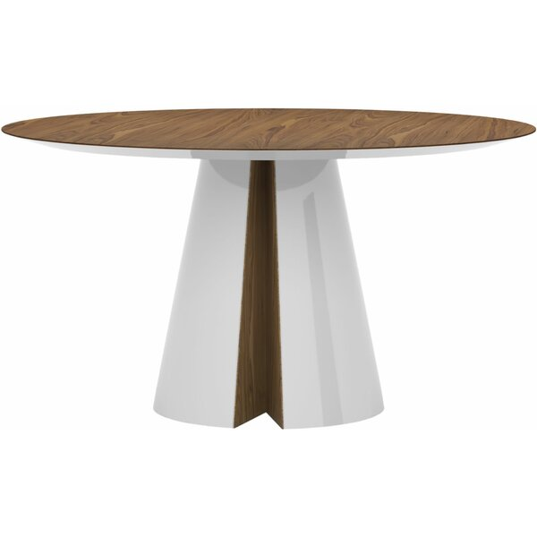 Tottenham Dining Table by Modloft Black