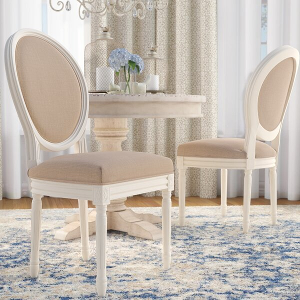 Chestertown Side Chair (Set of 2) by Charlton Home