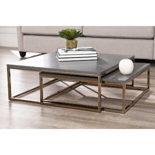 Juri 2 Piece Coffee Table Set