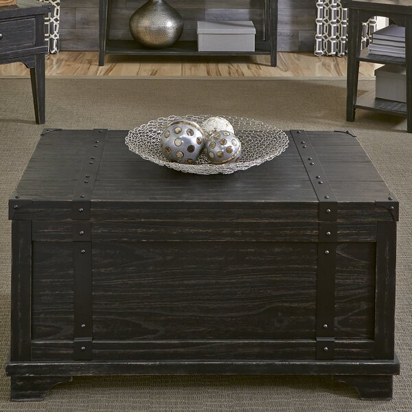 Hebbville Storage Coffee Table by Trent Austin Design