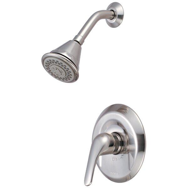 Legacy Single Lever Handle Shower Trim Diverter Shower Faucet by Pioneer