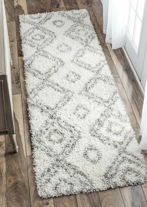 Mercury Row Baxley White Area Rug Amp Reviews Wayfair
