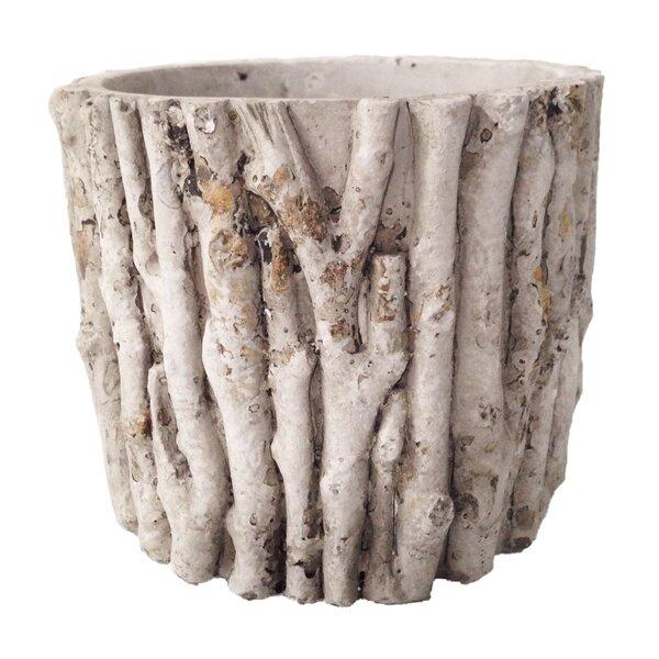 Resin Pot Planter by Gold Eagle USA
