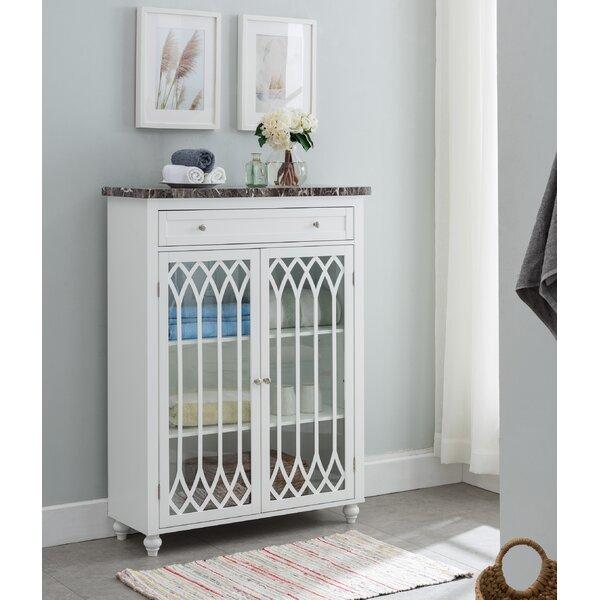 Gardella Freestanding 2 Door Accent Cabinet by Charlton Home