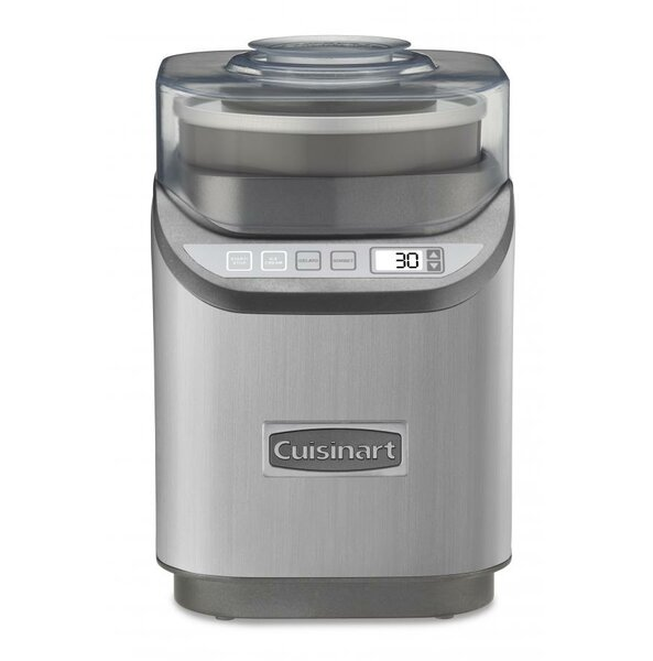 Cool Creations 2 Qt Ice Cream Maker By Cuisinart.