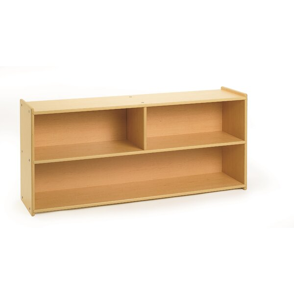 Value Line Toddler 2 Compartment Shelving Unit by Angeles