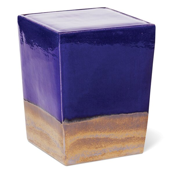 2 Glaze Square Cube (Set Of 2)