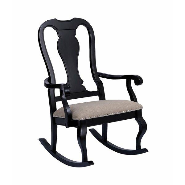 Kiefer Rocking Chair By Rosalind Wheeler