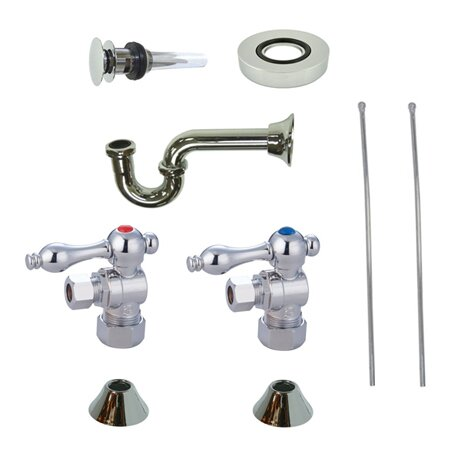Trimscape Traditional Plumbing Sink Trim Kit by Kingston Brass