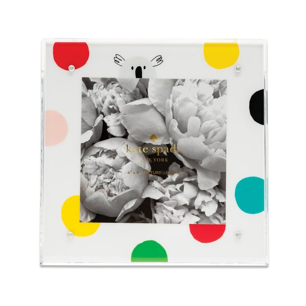 Baby Picture Frame (4x4) by kate spade new york