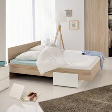 elma fulldouble storage platform bed platform storage bed full