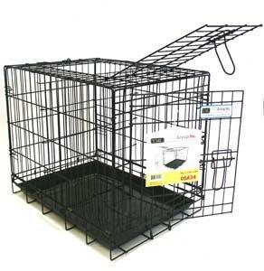 Double Door Heavy Duty Pet Crate by YML