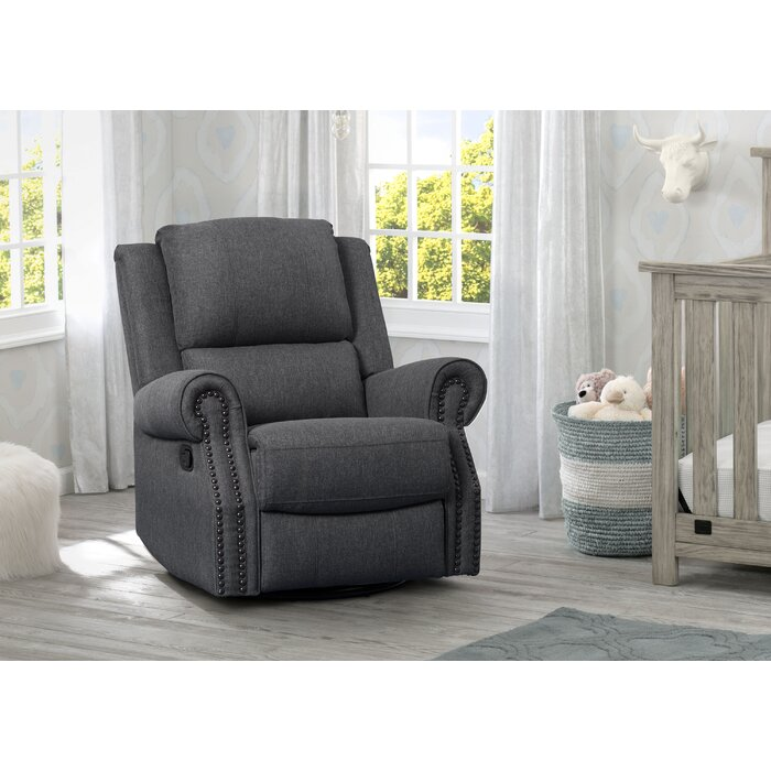 new product a9a6a 27359 Dylan Reclining Glider