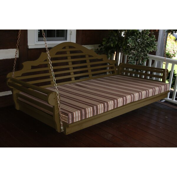 Toya Porch Swing by Darby Home Co