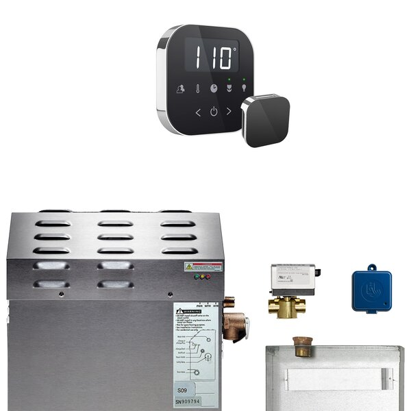 E-Series 5kw Steam Generator Package by Mr. Steam