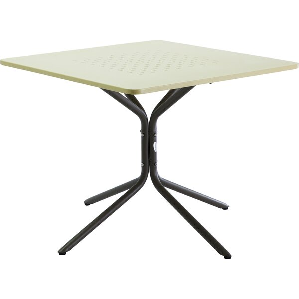Fling Square Dining Table by Les Jardins