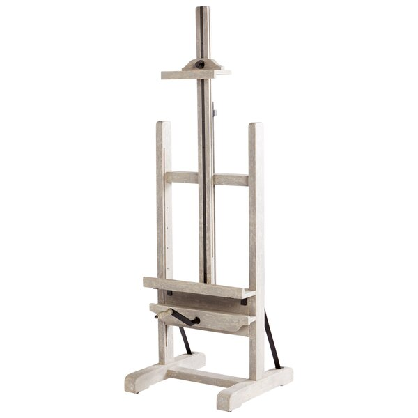 Reagen Standing Floor H-Frame Easel by Cyan Design