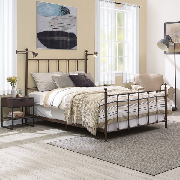 Christiana Queen Standard Bed by August Grove