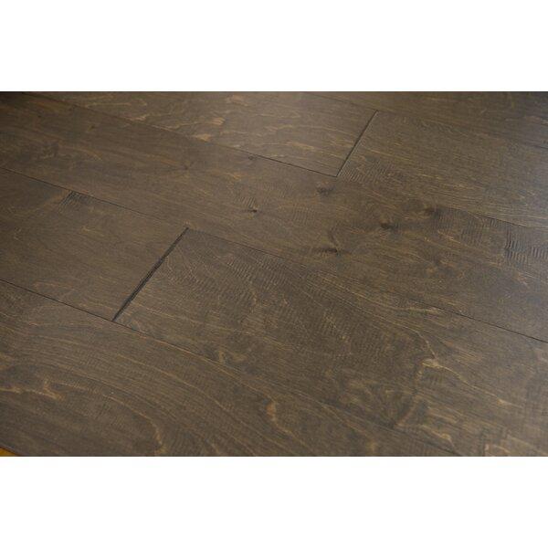 Estonia 6.5 Engineered Birch Hardwood Flooring in Umber by Branton Flooring Collection