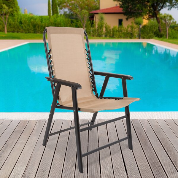 Merrill Suspension Folding Camping Chair by Winston Porter Winston Porter