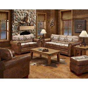 Etonnant Alpine Lodge 4 Piece Living Room Set