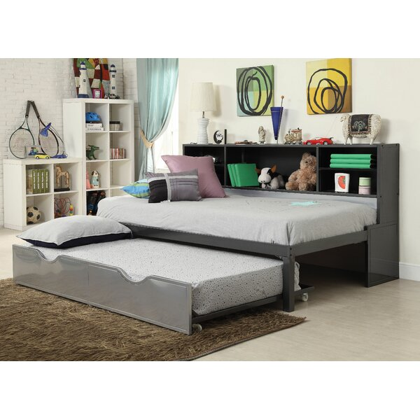 Nolanville Twin Daybed with Trundle by Isabelle & Max Isabelle & Max