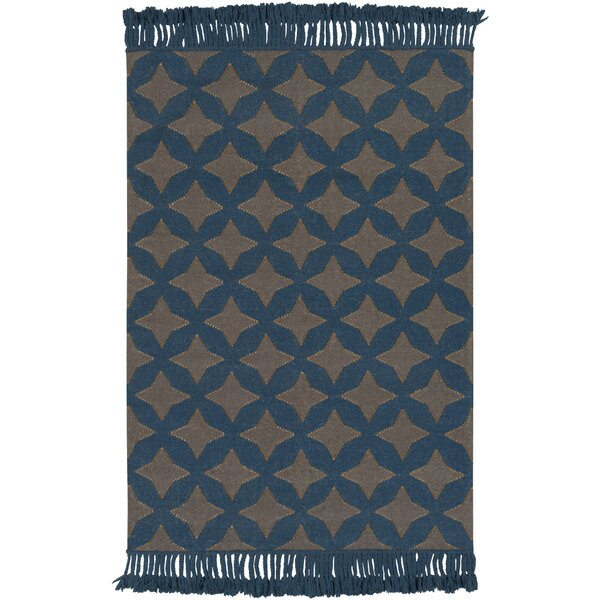 Roselawn Charcoal Area Rug by Red Barrel Studio