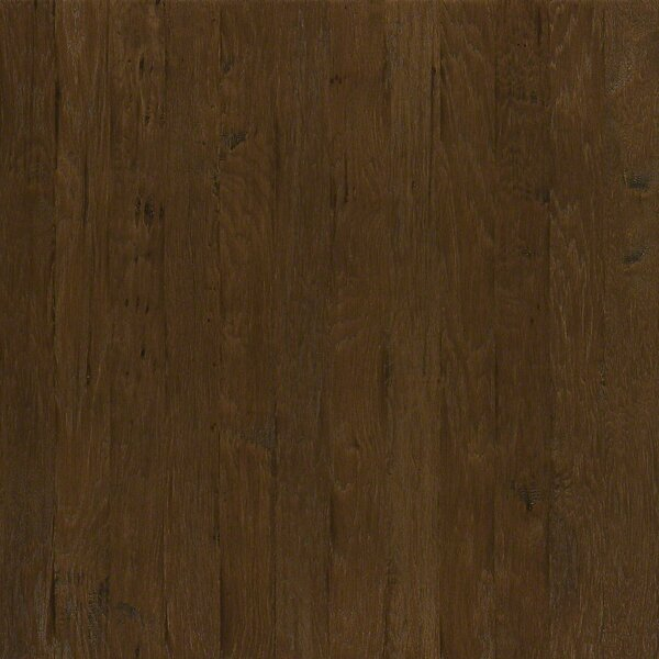 5 Engineered Hickory Hardwood Flooring in Leather by Welles Hardwood