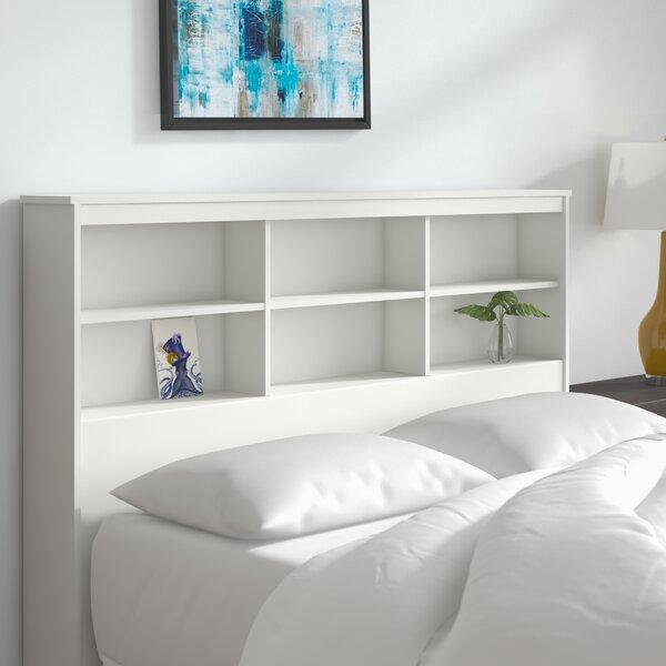 Grantville Bookcase Headboard by Zipcode Design