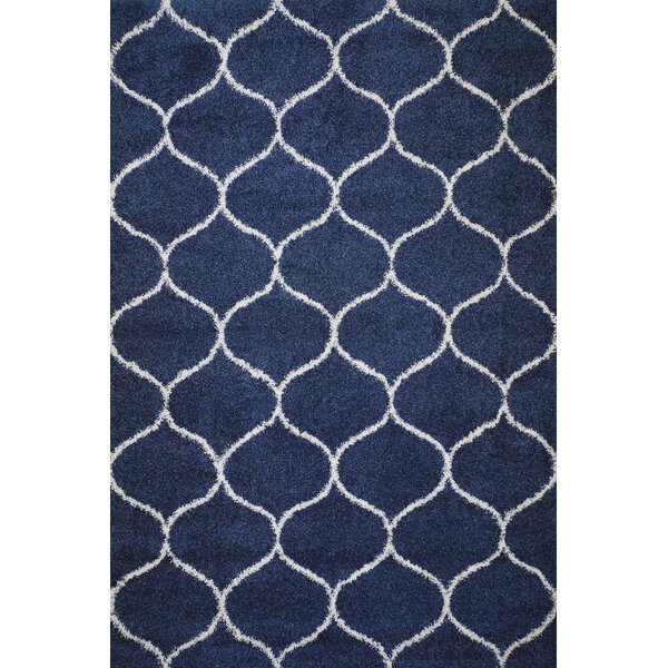 Carntall Blue Area Rug by Ivy Bronx