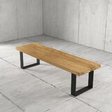 Beckner Long Coffee Table by Foundry Select