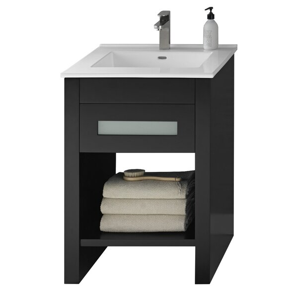 Kendra 23 Single Bathroom Vanity Set by Ronbow