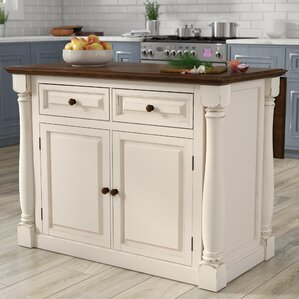 Giulia Kitchen Island by Laurel Foundry Modern Farmhouse Compare Price