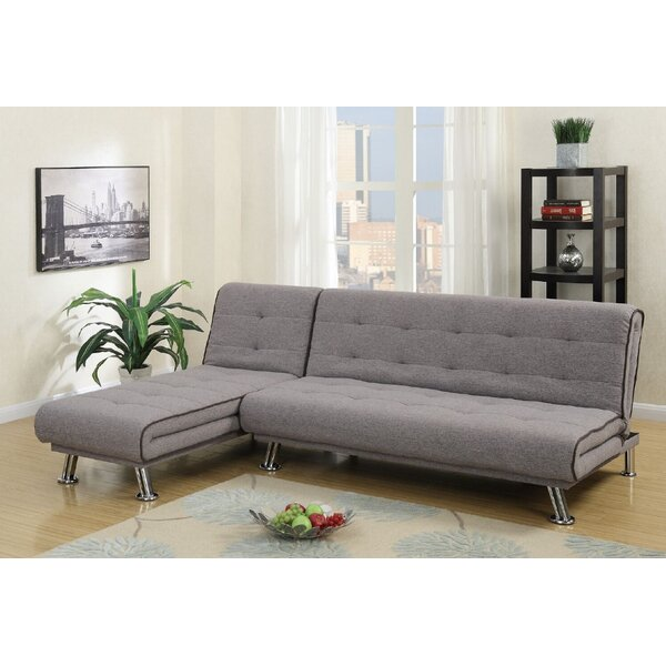 Goulet Sleeper Sectional by A&J Homes Studio