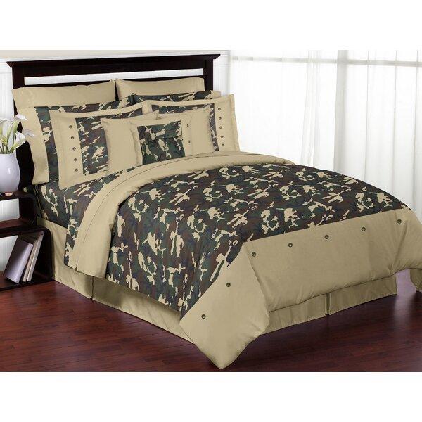 Camo Comforter Set by Sweet Jojo Designs