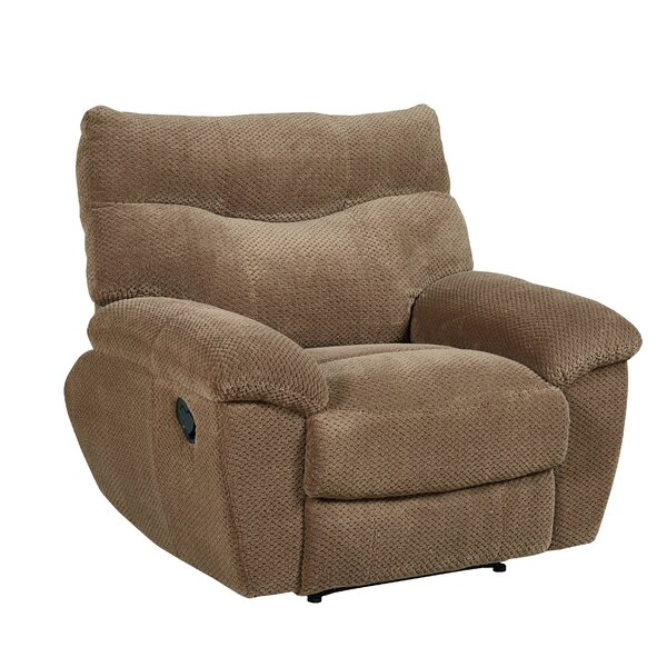 Neponset Manual Wall Hugger Recliner by Andover Mills