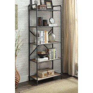 Concetta Etagere Bookcase