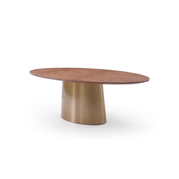 Bolden Oval Dining Table by Brayden Studio