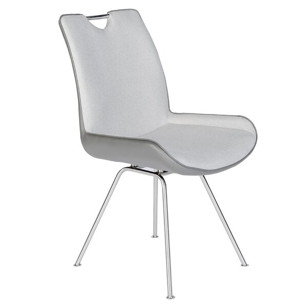 Romilly Swivel Side Chair (Set of 2) by Orren Ellis