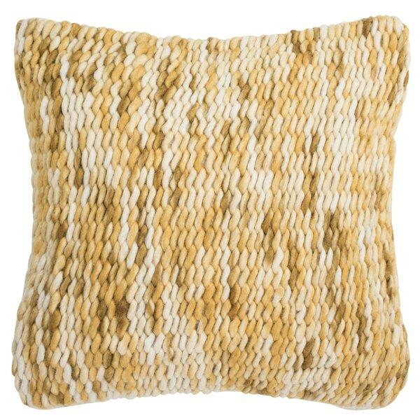 Foxburg Weaving Throw Pillow by Gracie Oaks